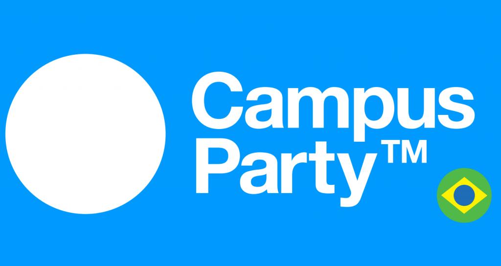 Logo da Campus Party Brasil