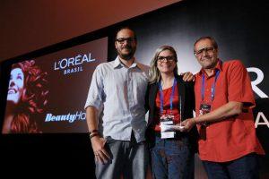 KCollector no Beauty Hackaton da L'Oréal Brasil
