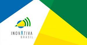 logotipo e marca da Inovativa Brasil