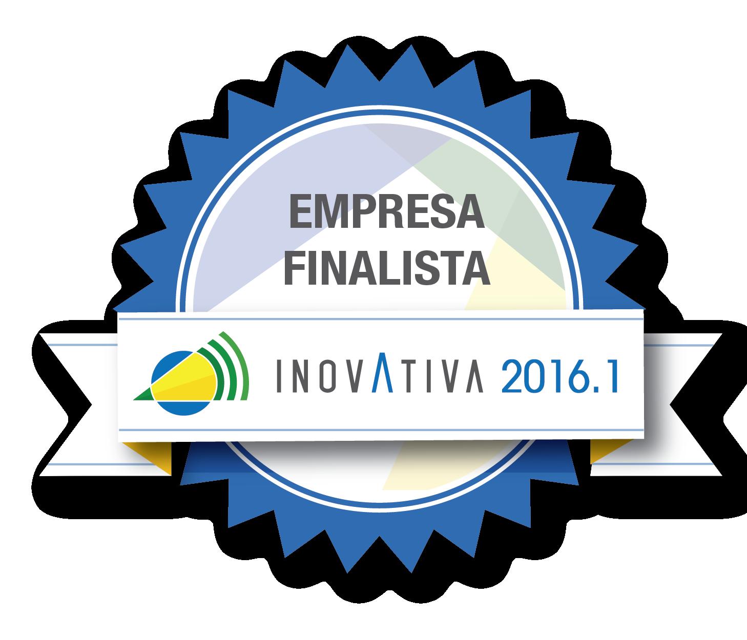 Coletor de dados Kcollector recebe Selo Empresa Finalista no Inovativa Brasil 2016