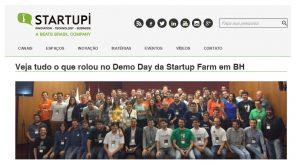 Imagem notícia sobre Demo Day no StarTupi