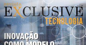 Capa revista Exclusive Tecnologia