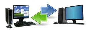 Transferindo arquivos entre os computadores