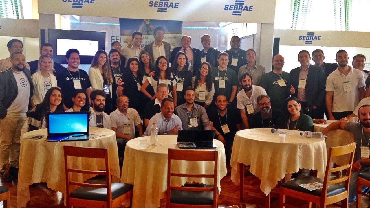 Startups participantes