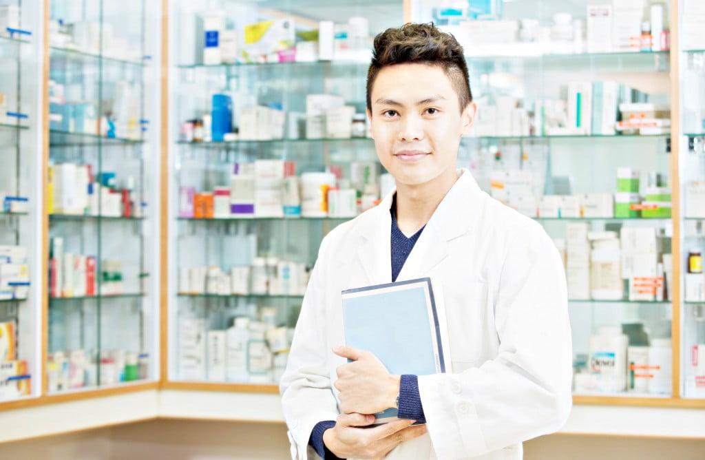 Coletor de dados para Farmácia
